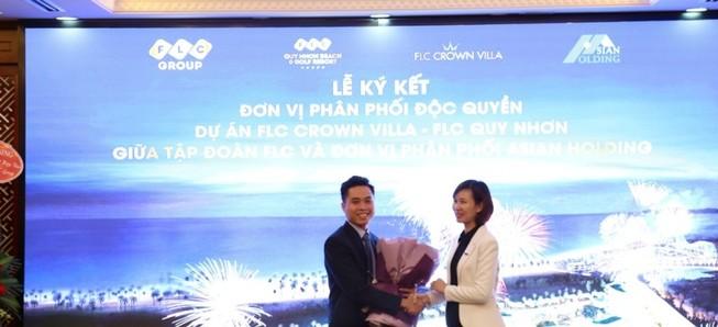 Asian Holding phân phối chính thức dự án FLC Group