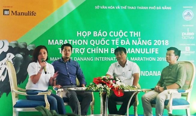 Hơn 7.000 người tham gia Marathon quốc tế Đà Nẵng 2018