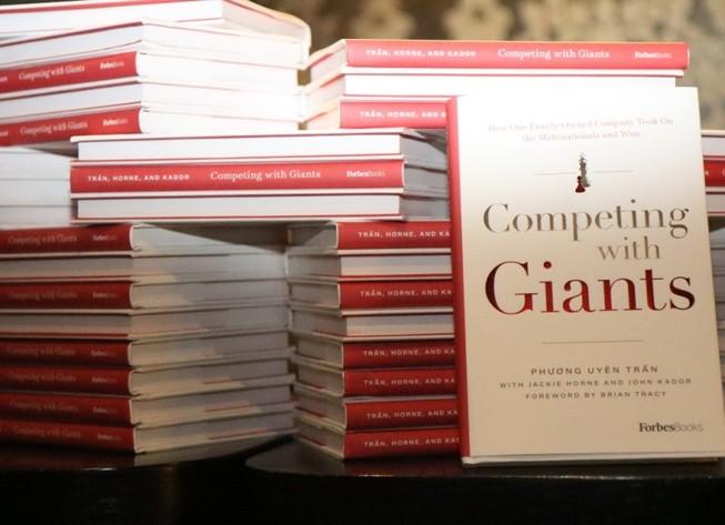Sách của doanh nhân Việt được ForbesBooks xuất bản ở Mỹ