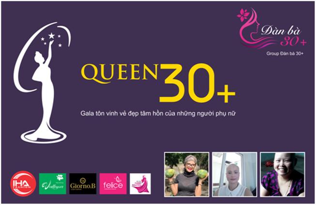 Gala Đàn bà 30+, ngày tôn vinh phụ nữ