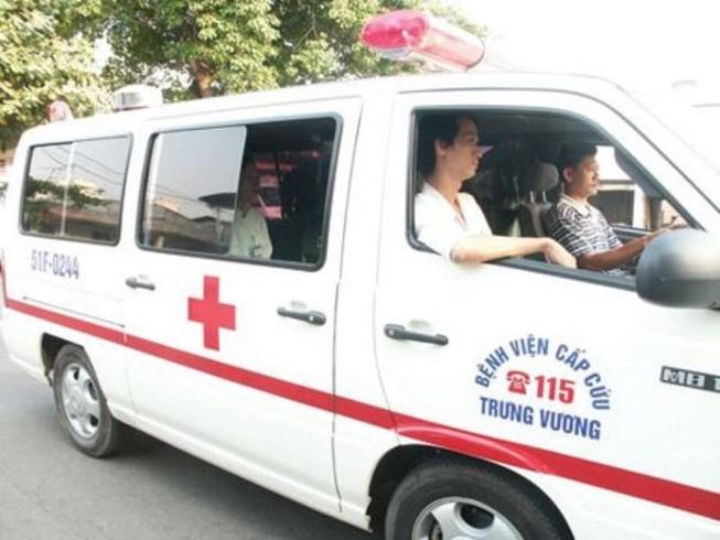 TP.HCM sẽ có ca nô cấp cứu, xe máy cấp cứu