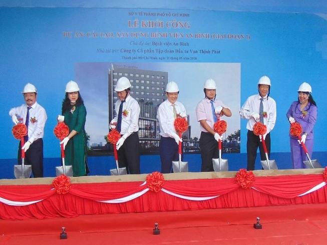 Hơn 400 tỉ đồng cải tạo Bệnh viện An Bình