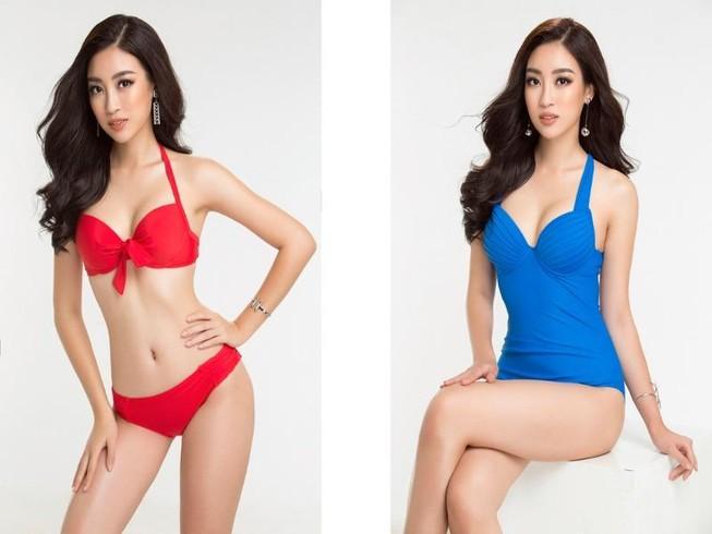 Hoa hậu VN 2018 vẫn thi bikini như thường
