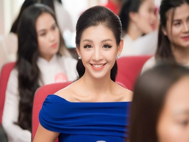 Ngắm dàn người đẹp nổi bật cuộc thi Hoa hậu VN 2018 phía Bắc