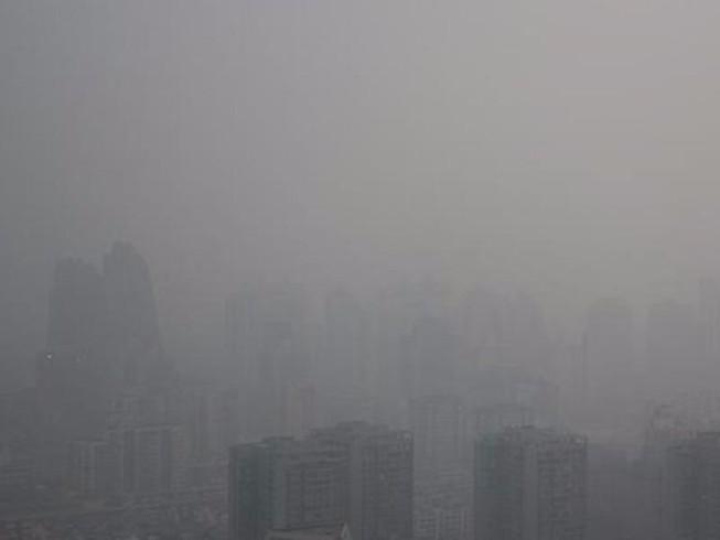 Trung Quốc sẽ đón Tết trong khói bụi dày đặc