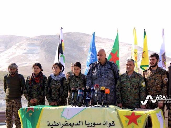 Mỹ chọn người Kurd ở Syria và hệ lụy Thổ Nhĩ Kỳ