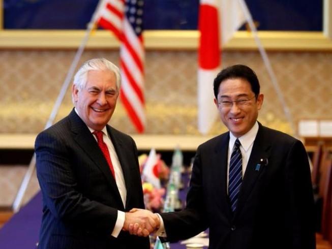 Ngoại trưởng Mỹ: Triều Tiên chẳng việc gì phải sợ Mỹ
