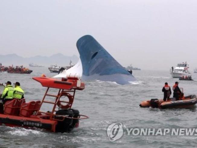 Sắp trục vớt phà Sewol chìm 3 năm trước giết 304 người