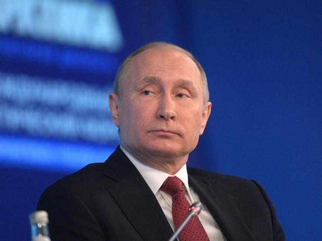 Putin: 'Nhìn miệng tôi này: Không!'