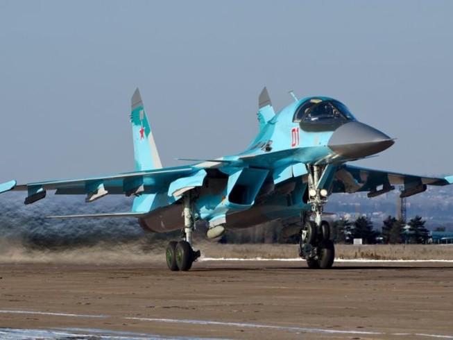 Nga không kích giết một loạt thủ lĩnh IS ở Syria