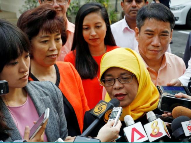 Singapore sắp có nữ tổng thống?