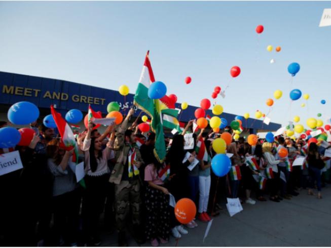Iraq, Iran, Thổ Nhĩ Kỳ bắt tay phong tỏa người Kurd