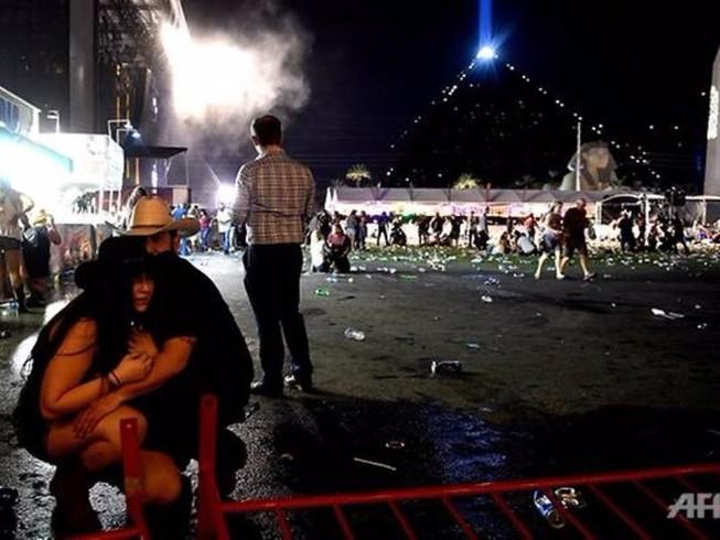 IS nhận trách nhiệm xả súng đẫm máu ở Las Vegas