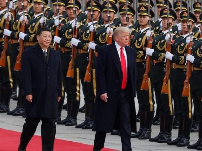 Trung Quốc thử ICBM trước khi đón tiếp ông Trump