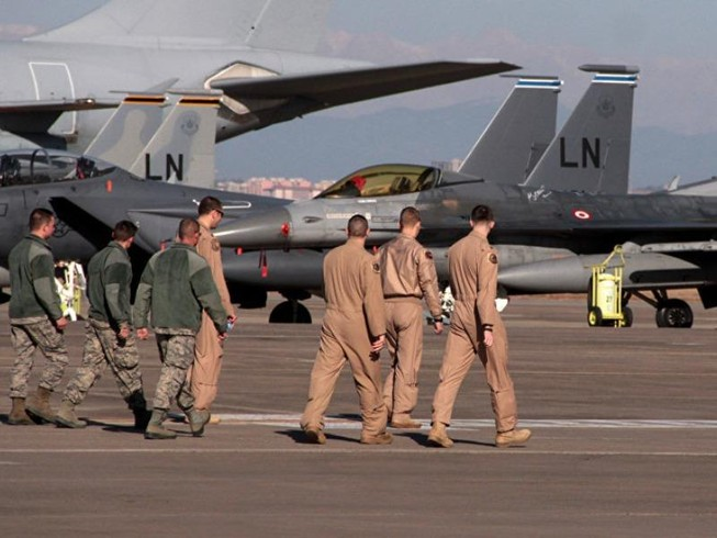 Thổ Nhĩ Kỳ bác tin Mỹ rút quân khỏi căn cứ Incirlik