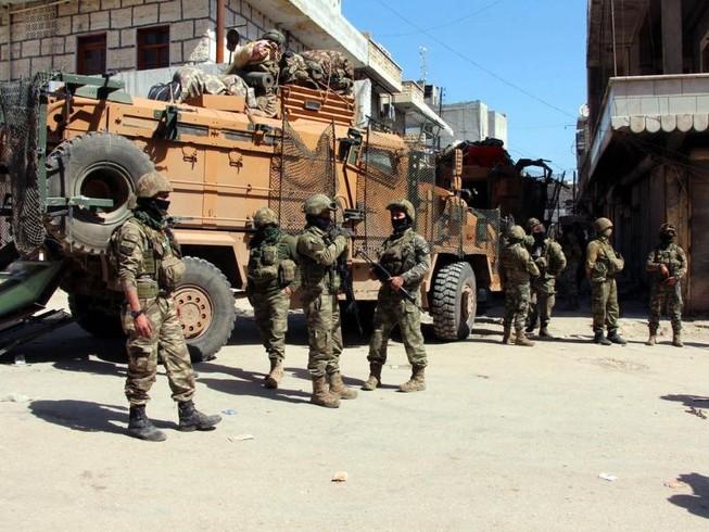 Thổ Nhĩ Kỳ chiếm Afrin, chuyện gì tiếp theo?