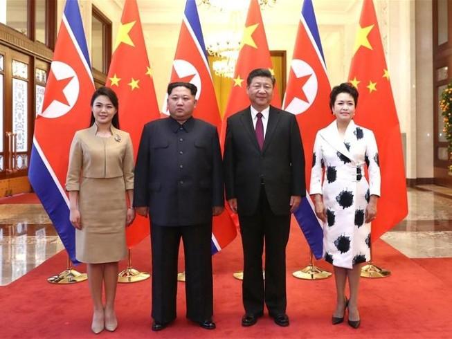 Ông Kim Jong-un gặp ai, nói gì tại Trung Quốc?