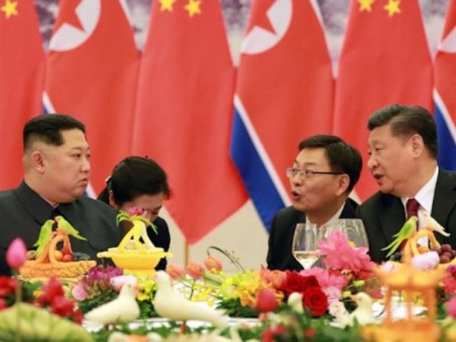 Ông Tập Cận Bình sắp sang Triều Tiên