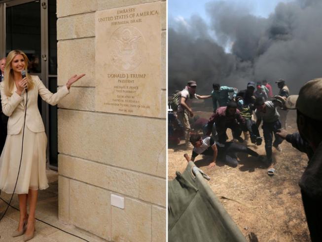 Nhà Trắng đổ lỗi Hamas gây tang thương Palestine