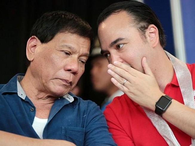 Ông Duterte dọa chiến tranh nếu Trung Quốc 'vượt lằn ranh đỏ'