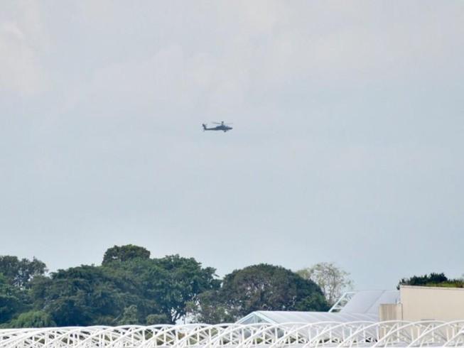Singapore gồng mình giữ an ninh thượng đỉnh Mỹ-Triều