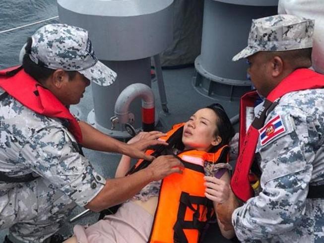 Dân Trung Quốc kêu gọi tẩy chay du lịch Thái Lan