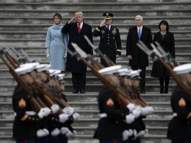 Lễ duyệt binh ông Trump yêu cầu tốn ngang ngửa tập trận Mỹ-Hàn
