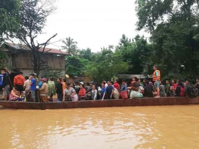 Công luận Hàn Quốc yêu cầu điều tra nguyên nhân vỡ đập Lào