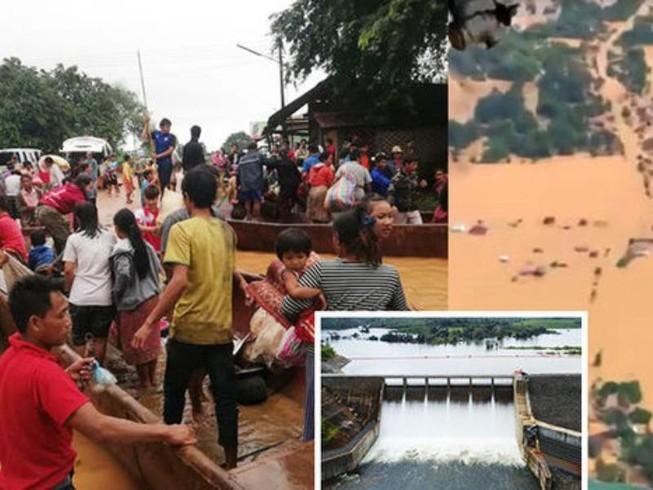 Chuyên gia: Phải rà soát lại tất cả dự án thủy điện ở Lào!