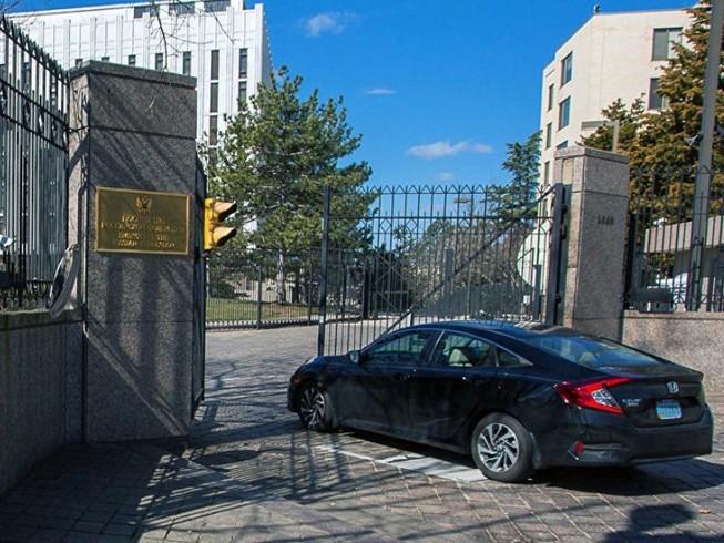 Nga: Mỹ gây khó chuyện cấp visa các nhà ngoại giao Nga
