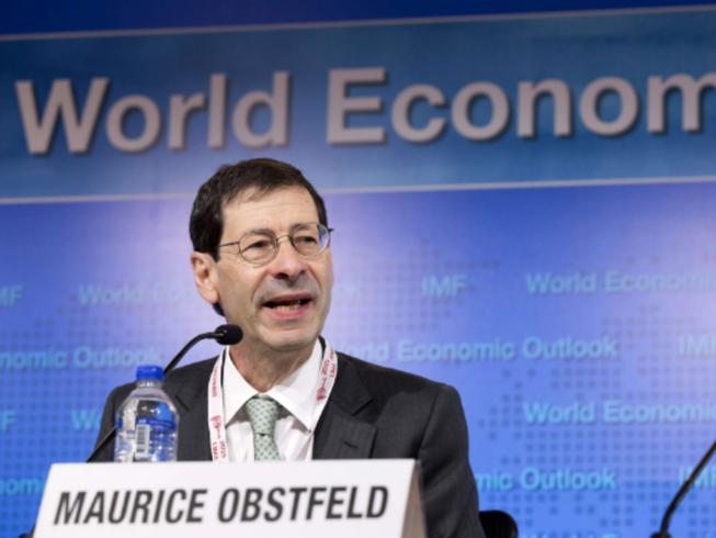 IMF: Kinh tế Mỹ, Trung Quốc xuống dốc nặng vào năm tới