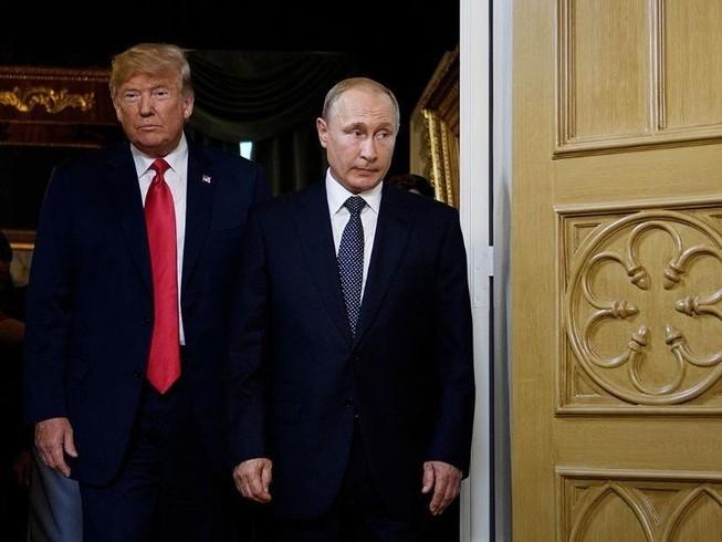 Ông Trump sắp gặp ông Putin, Mỹ vẫn thẳng tay trừng phạt Nga