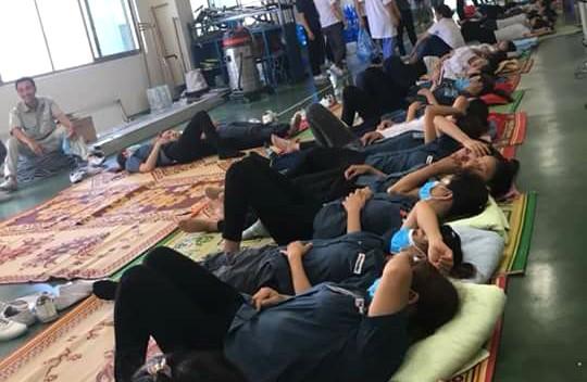 Hơn 50 công nhân ở Quảng Ninh bị ngộ độc, choáng ngất