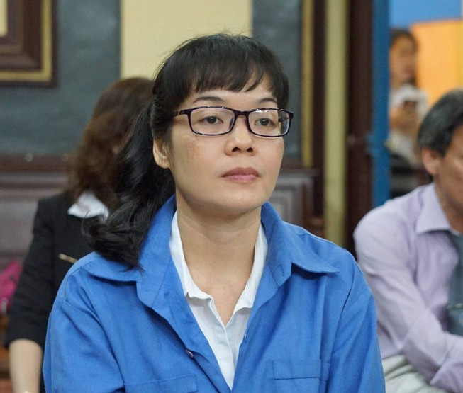 'Siêu lừa' Huyền Như chưa yên với án tù chung thân