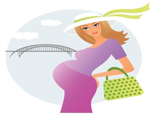 Giữ an toàn cho thai phụ trên đường