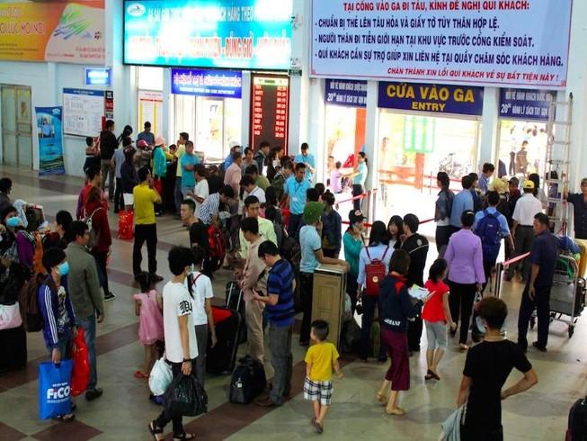 Thêm 2 tuyến xe buýt vào ga Sài Gòn phục vụ Tết