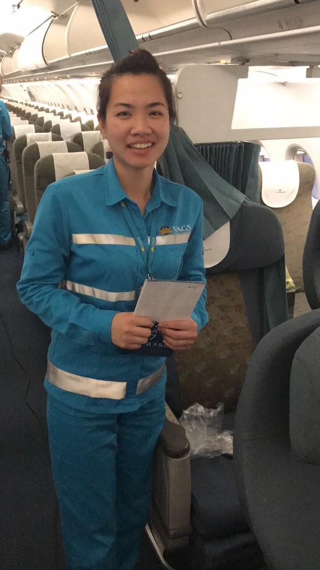 Nhân viên hàng không trả lại gần nửa tỉ đồng cho khách