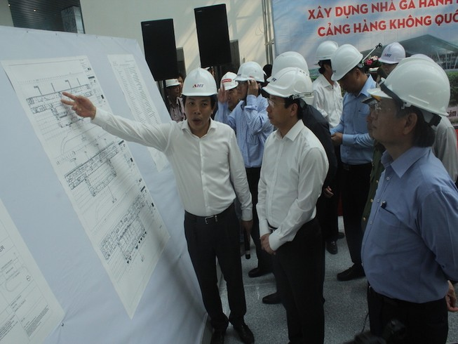 28 ngày nữa sân bay quốc tế Đà Nẵng sẽ hoàn thành