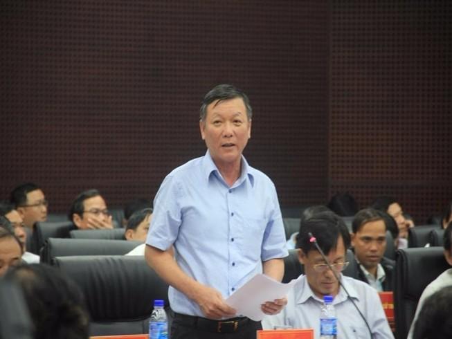 Xe lãnh đạo Đà Nẵng cũng run sợ trước hung thần xe ben
