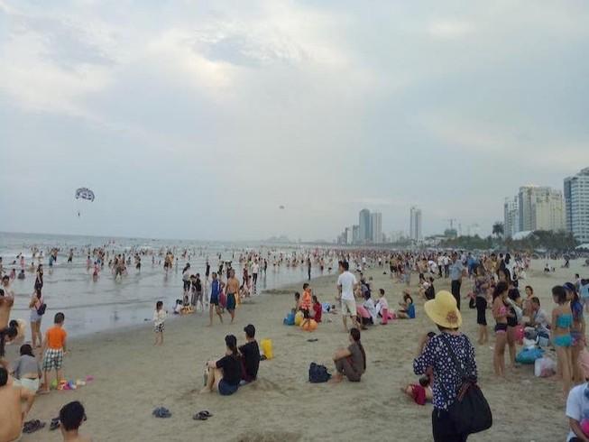 Bùng nổ khách nội địa đến TP Đà Nẵng