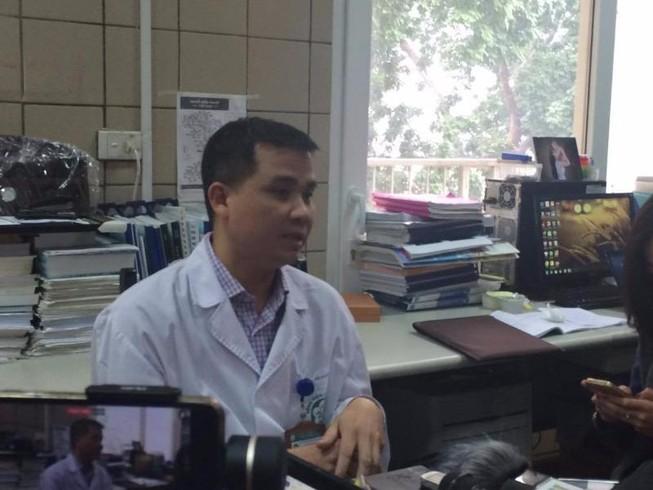 Một người nước ngoài bị mất thị lực do ngộ độc rượu