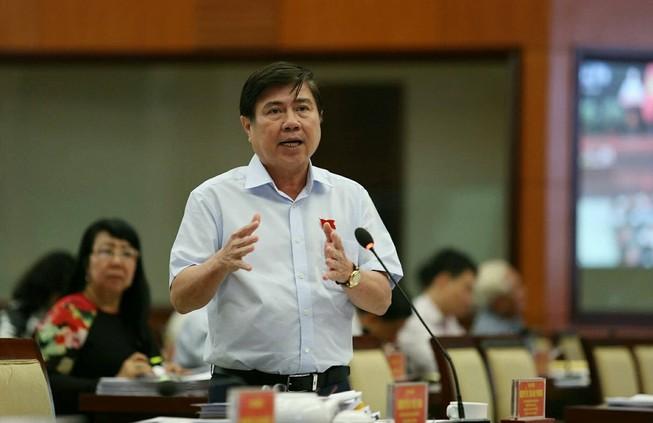 Chủ tịch UBND TP.HCM cam kết gì về dự án Bình Quới-Thanh Đa?