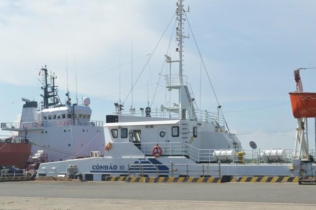 Sẽ ngưng trợ giá vé tàu tuyến Vũng Tàu-Côn Đảo