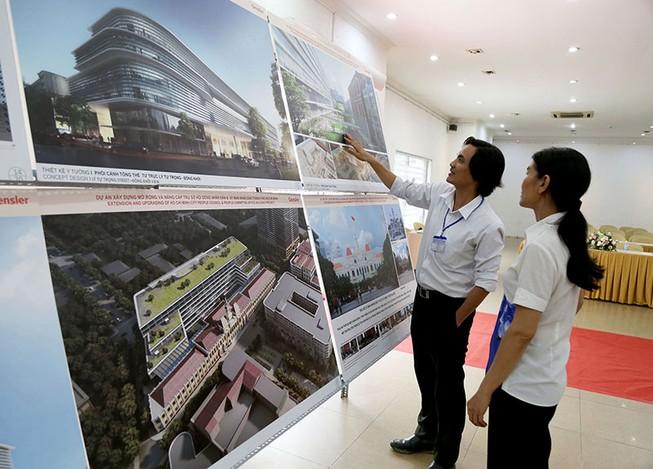 Cận cảnh trung tâm hành chính tương lai của TP.HCM