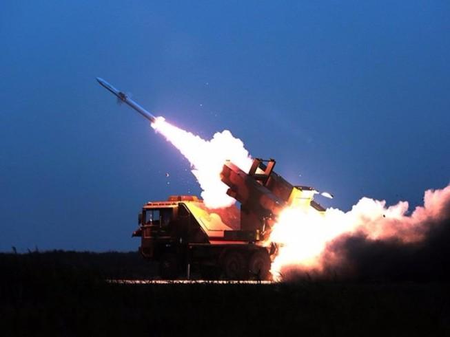 Trung Quốc diễn tập đánh chặn tên lửa thành công
