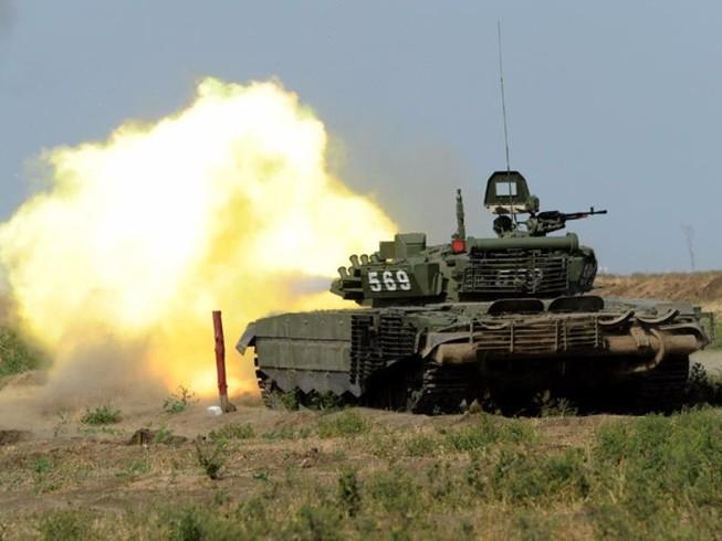 Đạn pháo bay chệch hướng phát nổ, 1 lính Nga thiệt mạng
