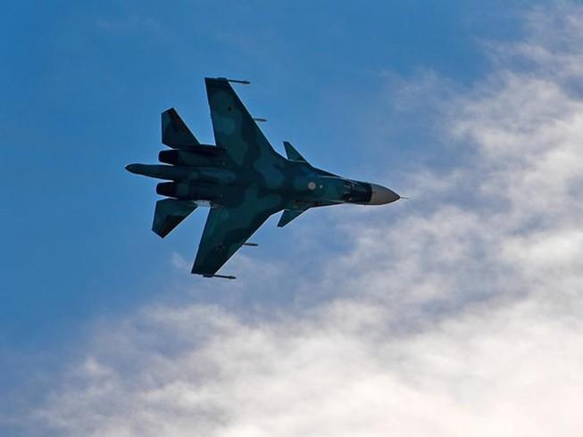 Máy bay Nga tiêu diệt tiếp 12 chỉ huy khủng bố ở Syria