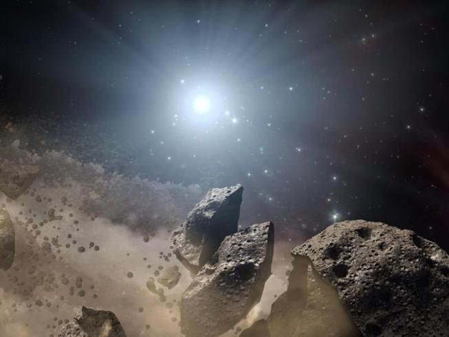 Tiểu hành tinh dài 1,2 km đang lao đến Trái Đất