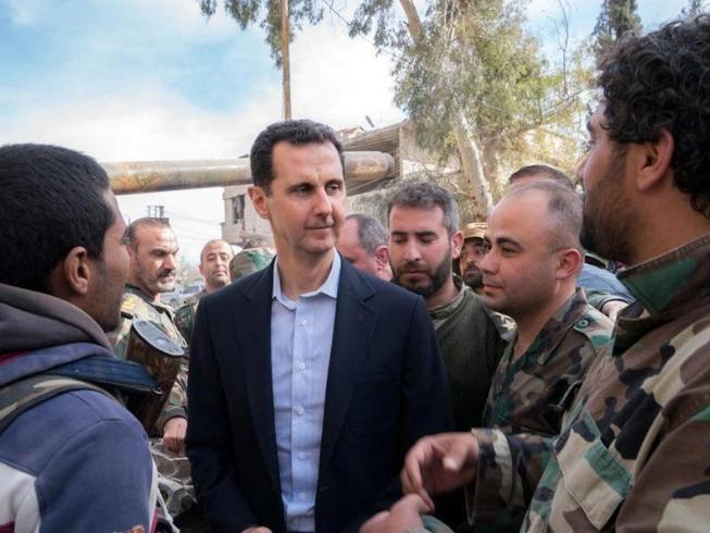 Trung Quốc kêu gọi Mỹ cho ông Assad cơ hội giải thích
