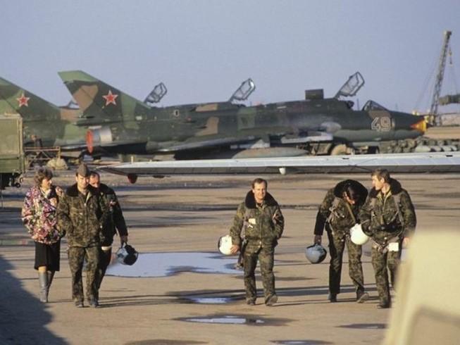 Tìm thấy phi công Nga mất tích 30 năm ở Afghanistan